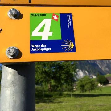 Jakobsweg – Tag 2 – Von Thun nach Wattenwill