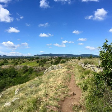 Jakobsweg – Tag 27 – der 1. Tag auf der Via Podiensis von Le Puy-en-Velay rund 770 Kilometer bis zu den Pyrenäen