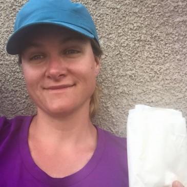 Jakobsweg – Tag 30 – Mal wieder irgendwo JWD. Wann hast du zum letzten Mal Toilettenpapier geklaut?