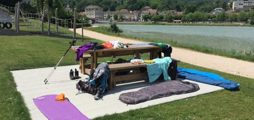 Jakobsweg –  Tag 12 – Von Frangy nach Pont de Fier