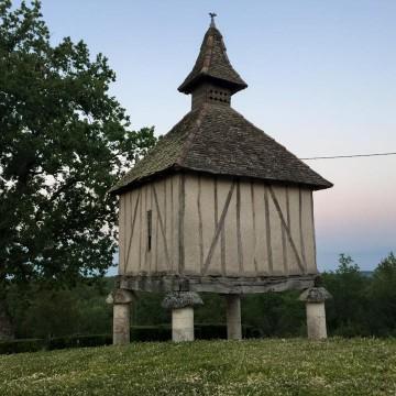 Jakobsweg – Tag 43 – Eine kurze gemütliche Etappe nach Lauzerte