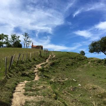 Jakobsweg II – Tag 5 – Zumaia – Deba – Arnoate