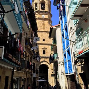 Jakobsweg II – Tag 4 – Donostia/San Sebastian – Zumaia