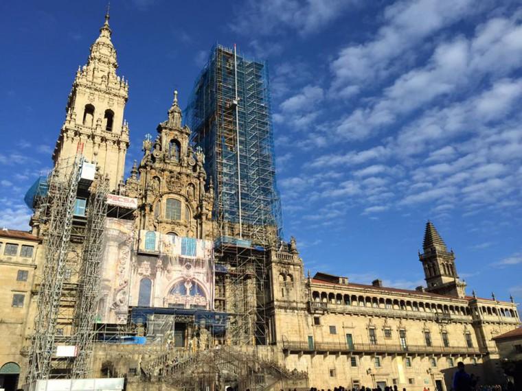 Jakobsweg II – Tag 34 – Santiago de Compostella