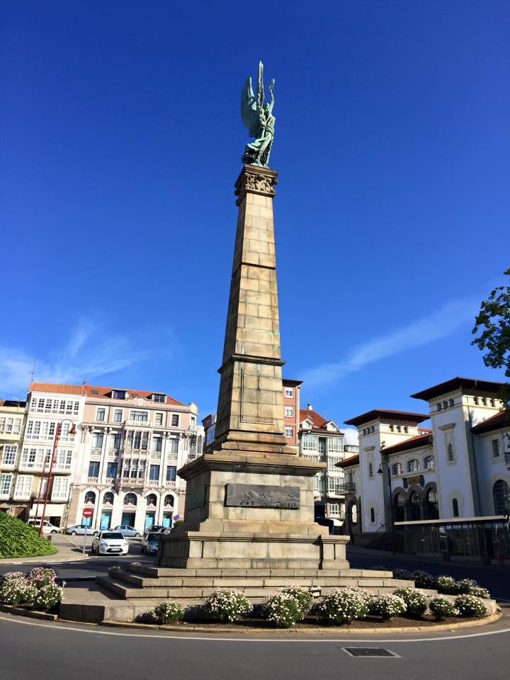 Jakobsweg II – Tag 29 – Lugo – Ferrol – Fene